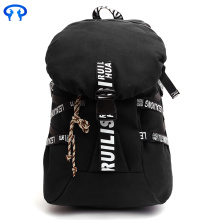 Europe style for for Travel Bag Fashion casual shopping canvas backpack supply to Nigeria Manufacturer