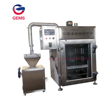Cheap Pork Smoked Furnace Roast Cooking Machine
