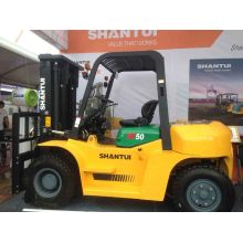 Reliable for Mini 5 Ton Forklift 5 ton forklifts with Japan pump and engine export to Malaysia Supplier