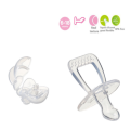 Safety Flat Head Infant Silicone Soother