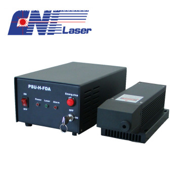 DPSS Pulse 266nm uv laser