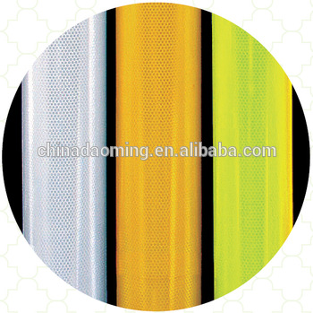 3 Years Solvent Printing Grade  Prismatic Reflective Sheeting