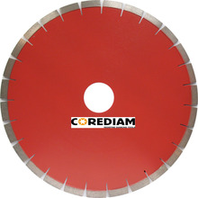 Good Quality for Diamond Saw Blades D400 Granite Cutting Blade supply to Montenegro Manufacturer