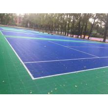 Outdoor Tennis Court Flooring Tiles
