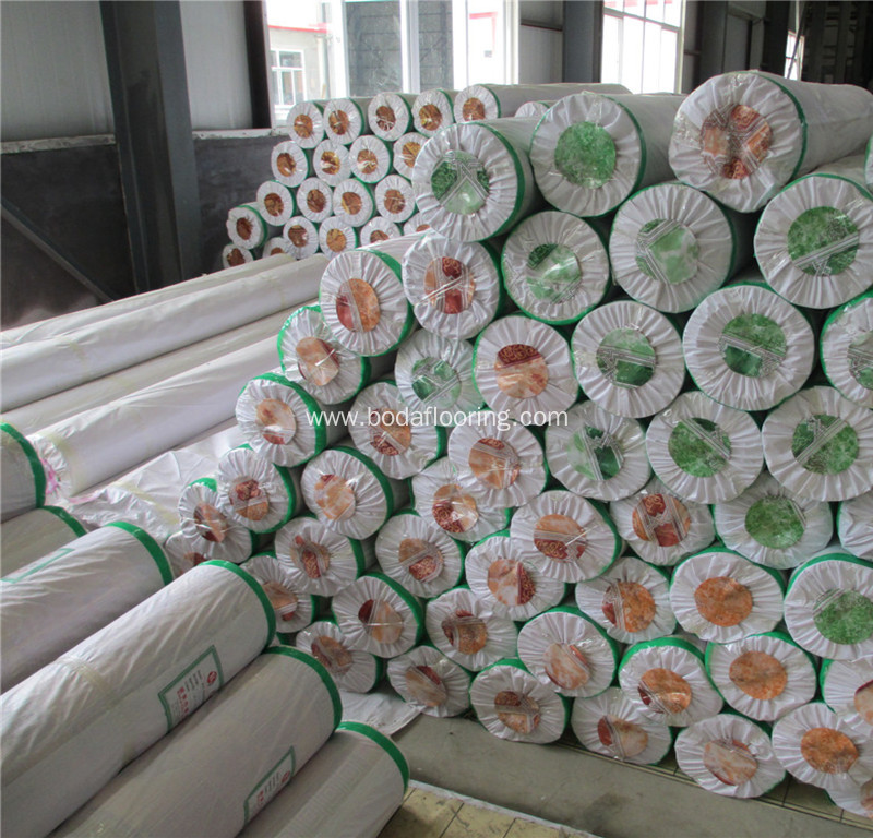 1.6mm thick pvc roll flooring