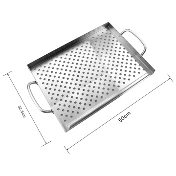 Grill Accessories Heavy Duty BBQ Basket