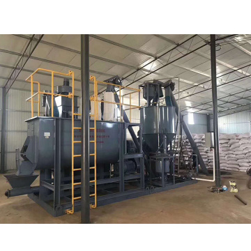 Small poultry farm feed hammer mill