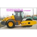 XCMG XS122 vibratory single steel wheel road roller