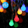 Multi Color LED Waterproof Ball Starry Fairy Lights