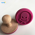 New style  Pirate Skull Bones stamps