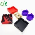 Outdoor Design Silicone Personalized Ashtray Unbreakable