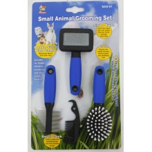 Percell Small Animal Grooming Tool Set