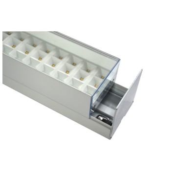 AC 100-305V 1,5m 60W led lineær suspension lys