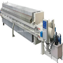 Pharmacy Stainless Steel Filter Press Automatic Treatment
