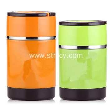 Stainless Steel Double Wall Vacuum Food Storage Container