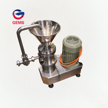 JT50 Model Food Emulsifier Emulsifying Mixing Machines