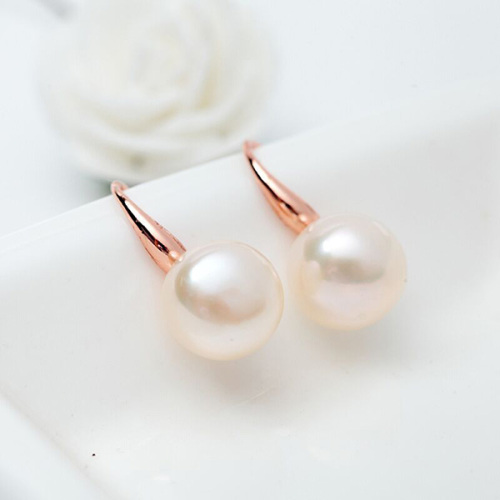 Simple And Exquisite Ear Stud Small Fresh Style Pearl Earrings
