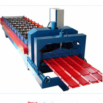 840 glazed tile steel roofing machine steel roofing machine corrugated sheet machine