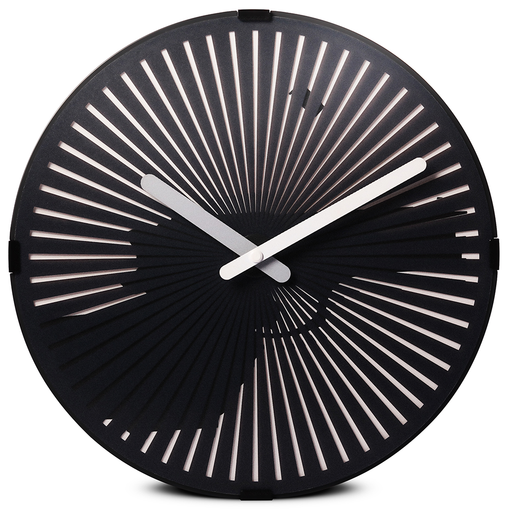 Motion Wall Clock- A Gunner