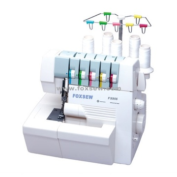 5- Thread Household Overlock Sewing Machine