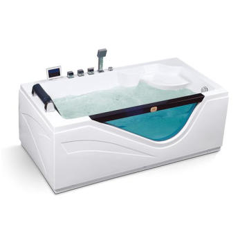 Waterfall Inlet High Quality Acrylic Bathtub