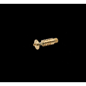 Brass Faucet Valve Rod by CNC