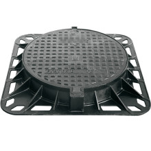 Bottom price for Ductile Iron Manhole Cover,Manhole Cover,Cast Iron Manhole Cover Manufacturer in China EN124 D400 Key Manhole Cover export to Liechtenstein Manufacturer