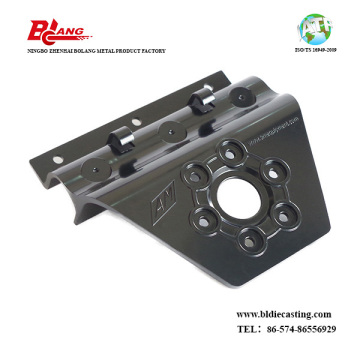 OEM Customized Die Casting Motor Mount Bracket
