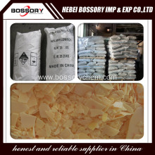 Wholesale Price for Sodium Sulfide Yellow Flakes Sodium Sulphide 60% 30ppm supply to Netherlands Factories