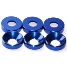 Custom Color Anodized Aluminum Countersunk with Low Price