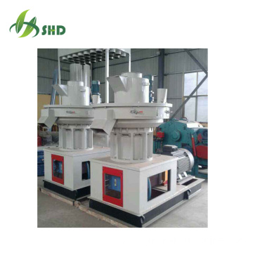 2.5-3.5t/h biomass energy wood pellet making machine