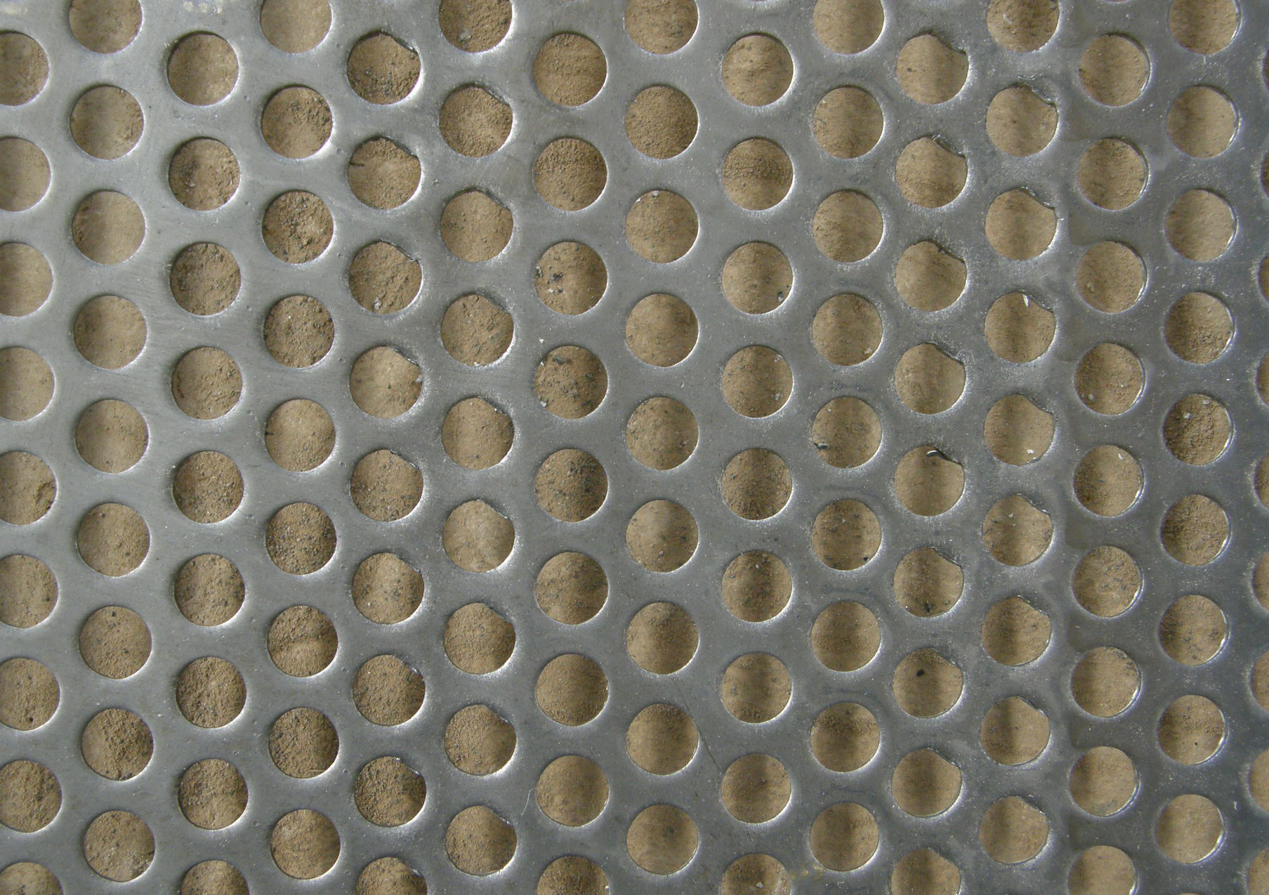 perforated decorative wire mesh
