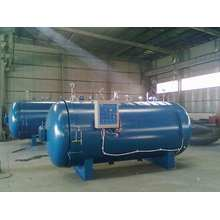 1.2*5M Steam Rubber Vulcanizing Autoclave