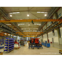 China for Bridge Electric Crane 10 ton overhead crane export to Madagascar Manufacturers