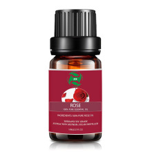 high quality essential oil set peppermint rose