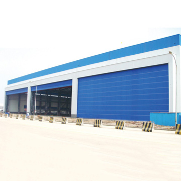 High speed factory price giant door
