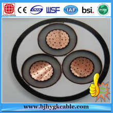 3 core 35kv XLPE insulated  power cable