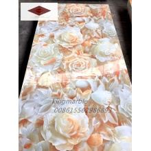 Light weight pvc marble sheet for wall decoration