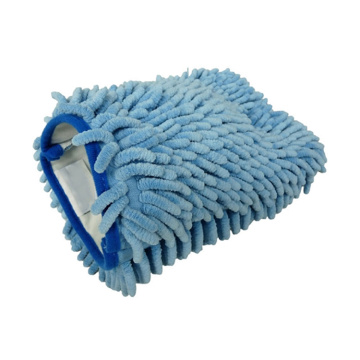 custom color size microfiber car wash mitt