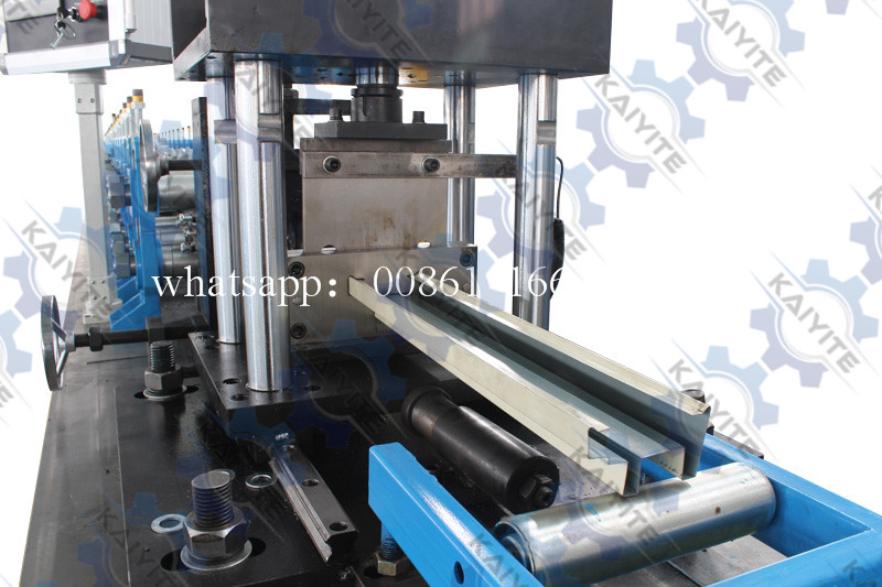 Window Frame Forming Machine