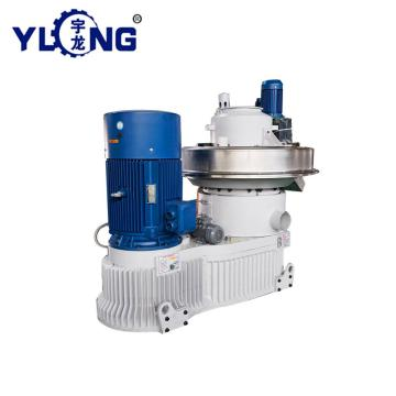 Yulong XGJ560 wood pellet machine diy for sale