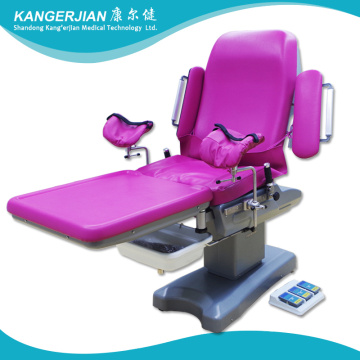 High quality Electric gynecological operating table