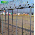 Steel Matting PVC Airport Security Fence