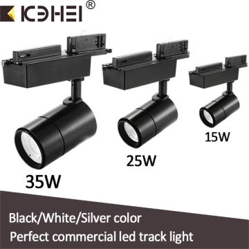 35W LED Track Lights Commercail Lighting 3000K