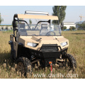 Automatic Four-Wheel Drive UTV