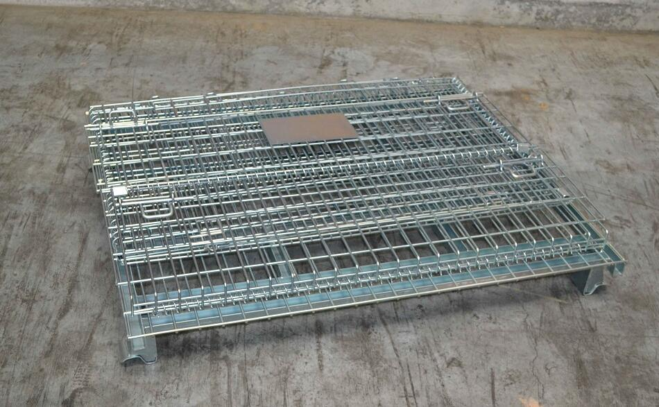 Good Heavy Duty High Strength Pallet Cages