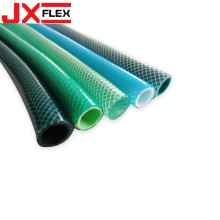 OEM/ODM for Pvc Flexible Hose PVC Colored Braided Fiber Reinforced Net Hose export to Antigua and Barbuda Supplier