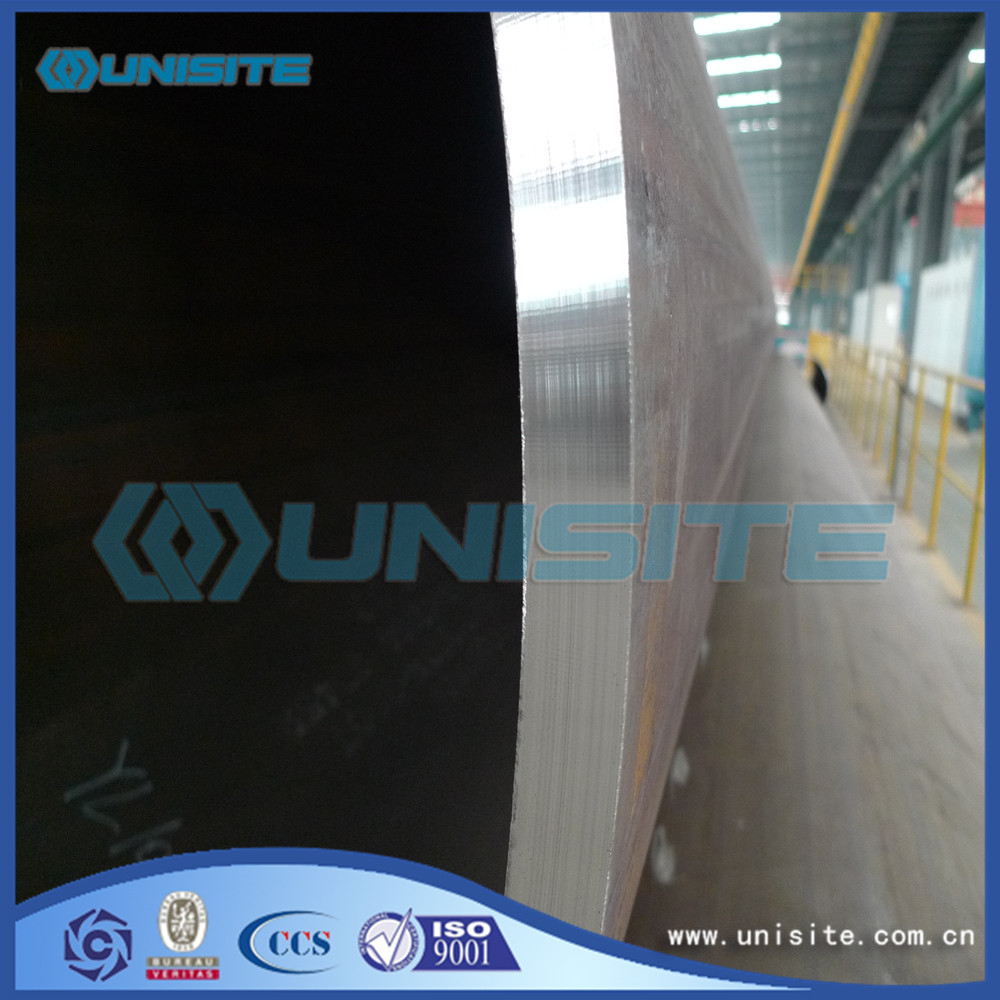 Steel Round Longitudinal Welded Pipe