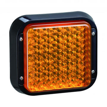 Waterproof ADR Truck Indicator Rear Light