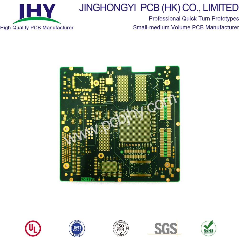 8 Layer BGA PCB China manufacturer and supplier